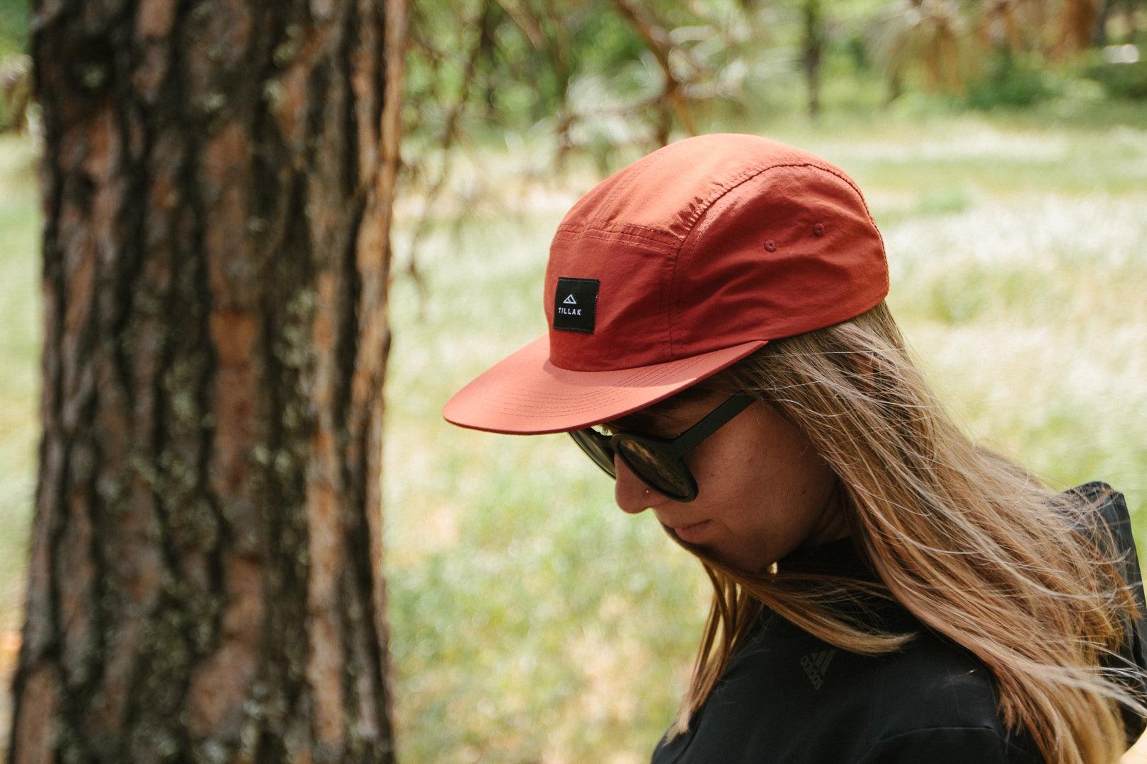Tillak Wallowa Camp Hat Highlight