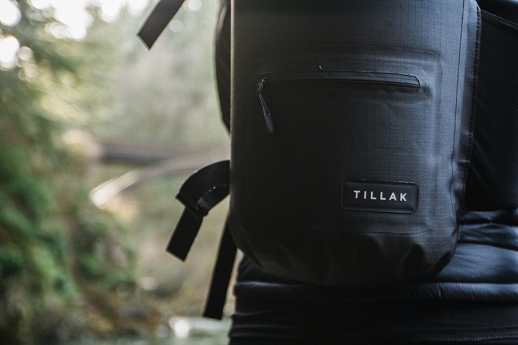 Tillak Kiwanda 20L Dry Bag Highlight