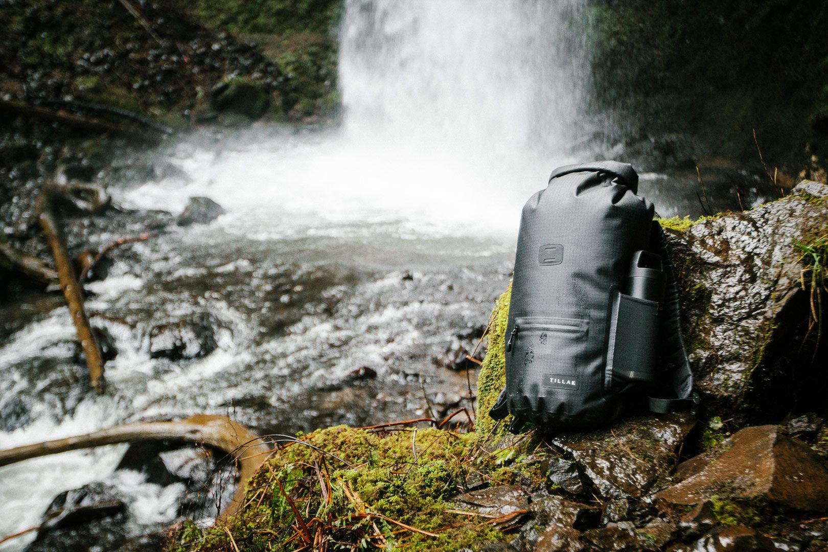 Tillak Kiwanda 20L Dry Bag Highlight