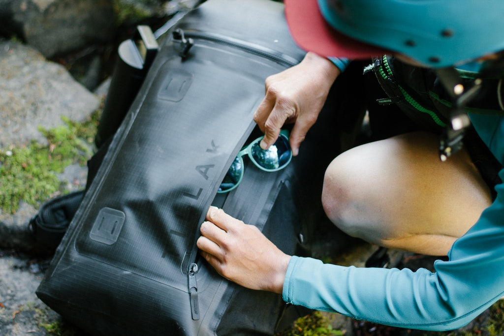 Tillak Siletz 35L Waterproof Backpack Highlight