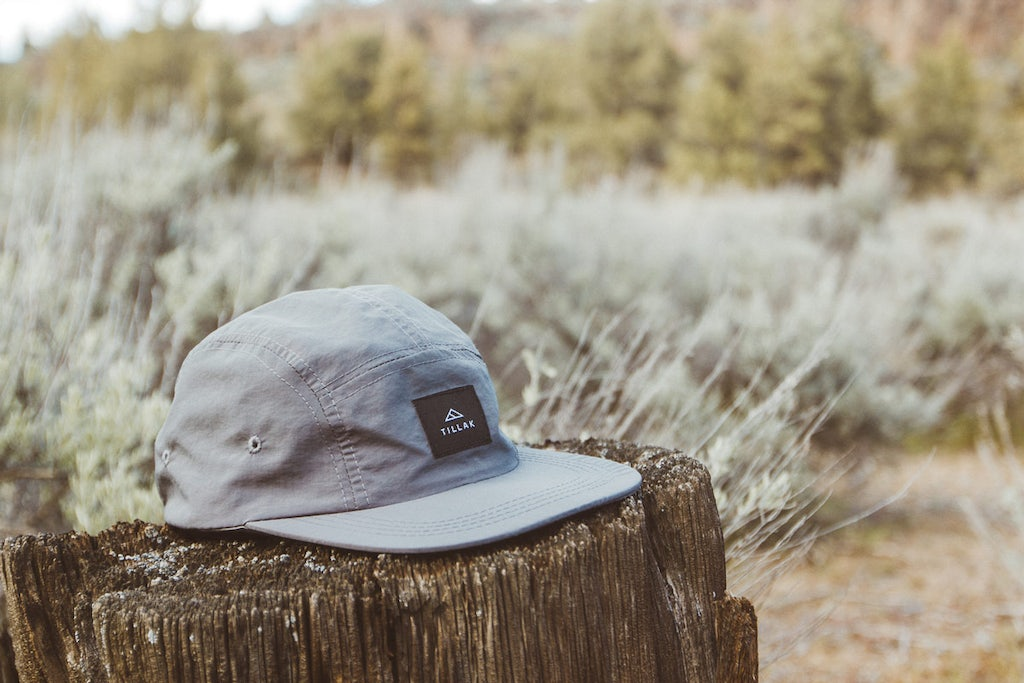 Tillak Wallowa Camp Hat Highlight