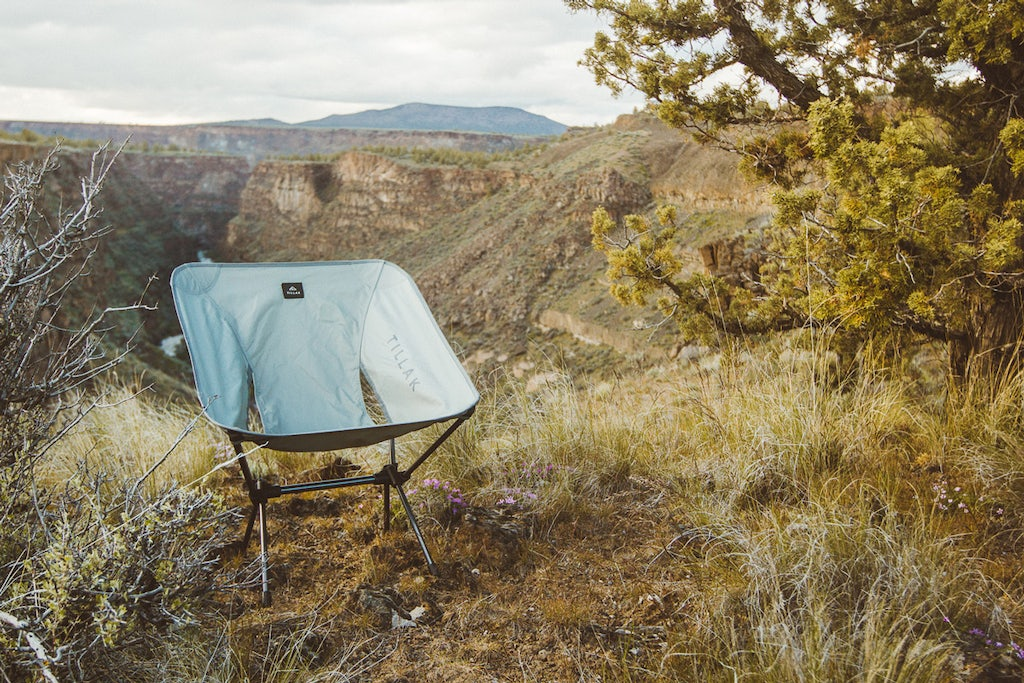 Tillak Sitka Camp Chair Highlight