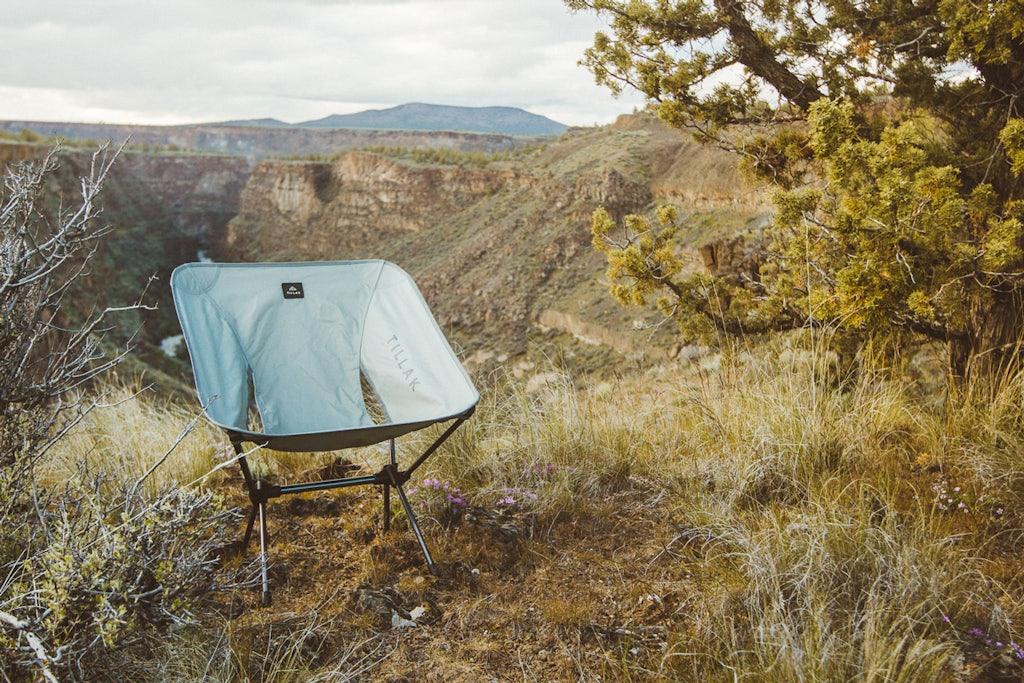 Tillak Sitka Camp Chair Highlight