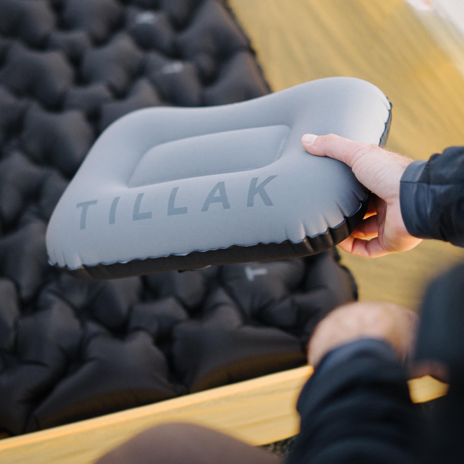 Tillak Bubo Inflatable Pillow