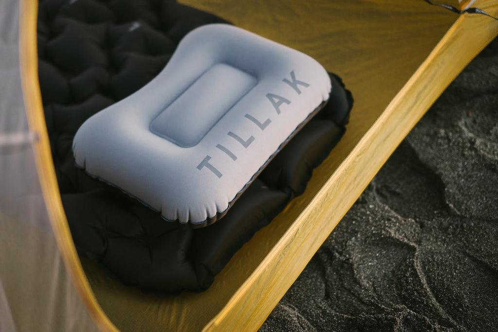 Tillak Bubo Inflatable Pillow Highlight